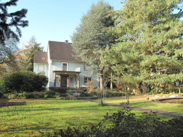 Klassisches, großzügiges Wohnhaus in Herford