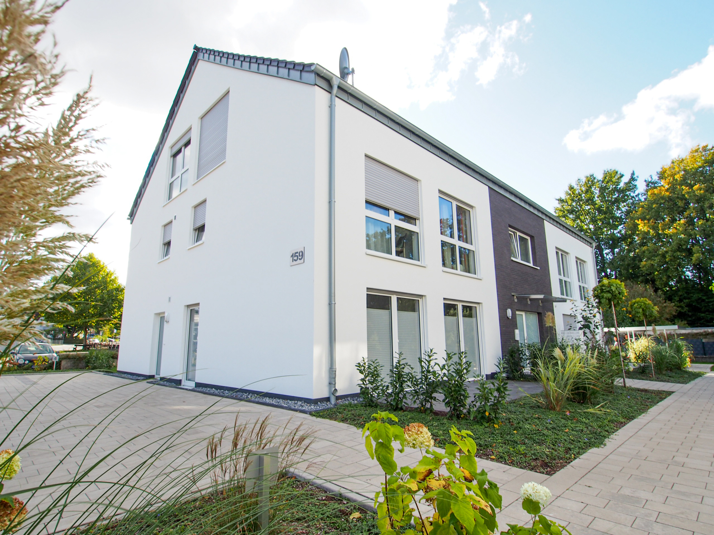 Studentenwohnung im Erdgeschoss – mit Terrasse –  Neubau