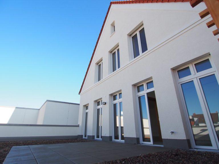 Neubau – Terrassenwohnung im Zentrum von Herford