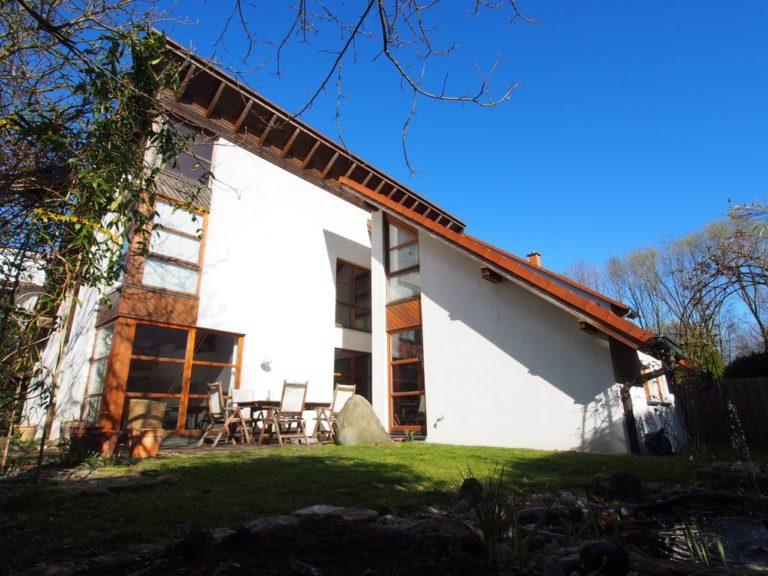 Attraktiv und individuell! Architektenhaus in Herford.
