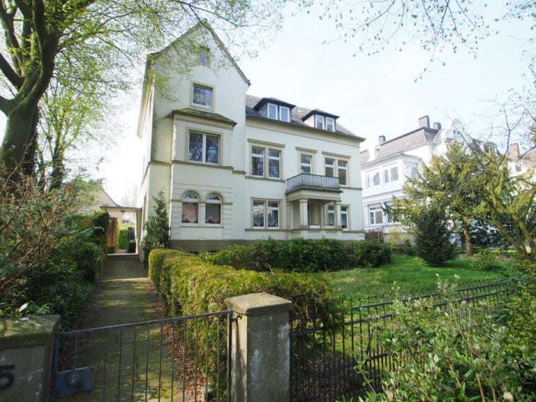 Villa am Wall in Herford! Wenn die Lage und das Potential entscheiden