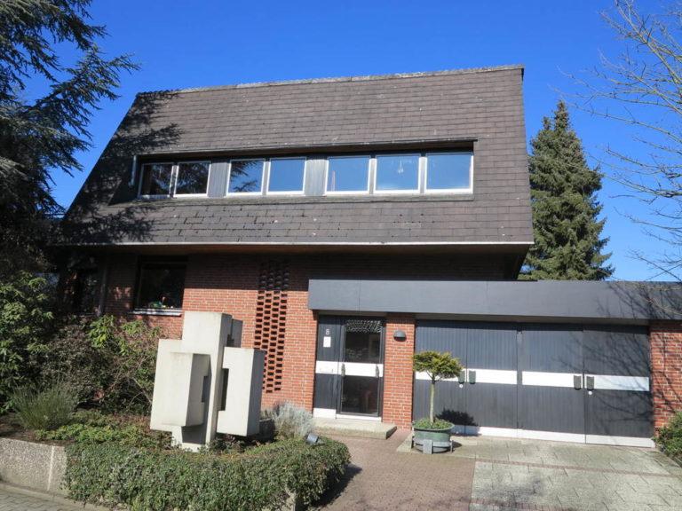 Ein außergewöhnliches Architektenhaus in begehrter Wohnlage von Herford
