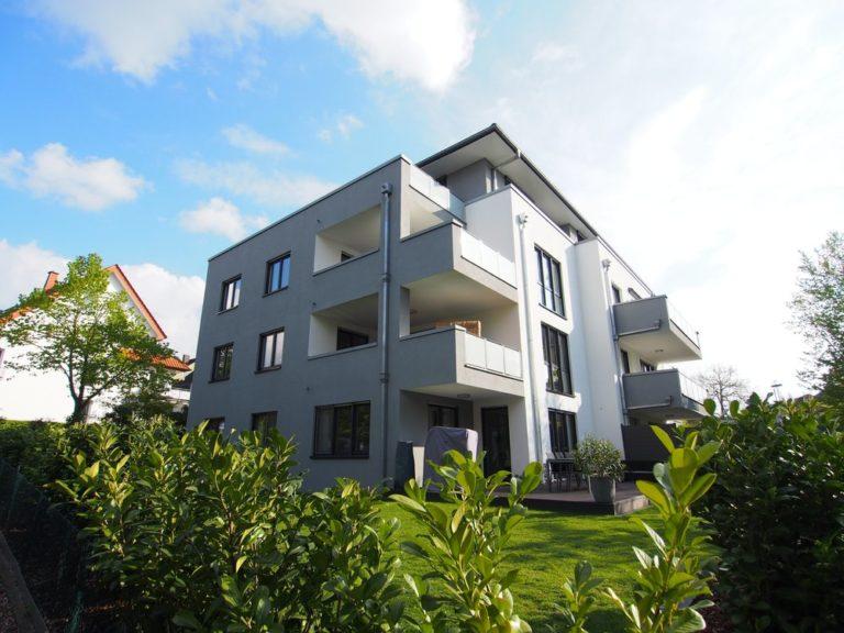 4 Zim. Neubau mit Dachterrasse in Innenstadtlage